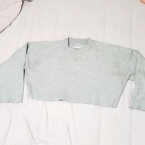 """""""Oh Polly"""" Crop Sweater"""